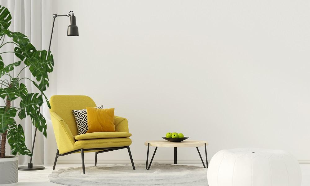 hotmelt film in upholstery chair