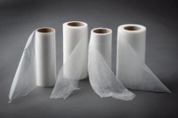 Hotmelt adhesive web, film, net and hybrid