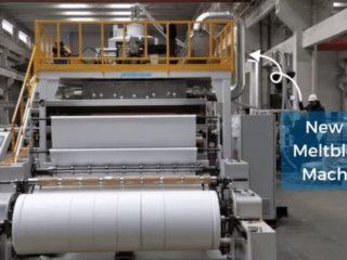 pp-melt-blown-machine