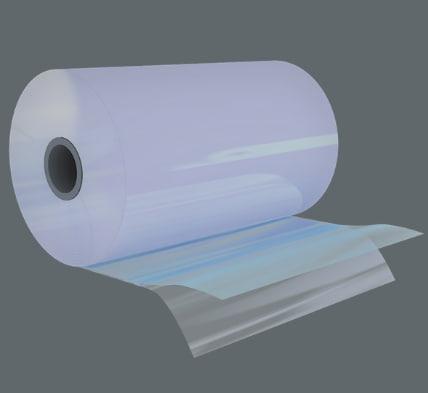 Bi-layer-barrier-adhesive-film