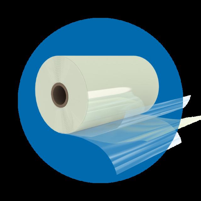 Three-layer-adhesive-film